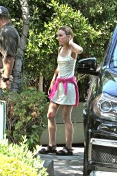 Lily-Rose Depp - Out in Beverly Hills, September 2015