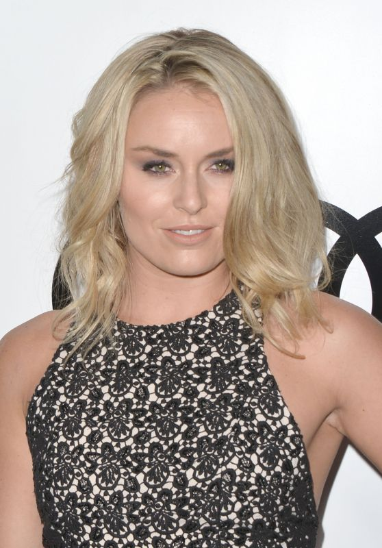 Lindsey Vonn - Audi Celebrates Emmys Week 2015 at Cecconi