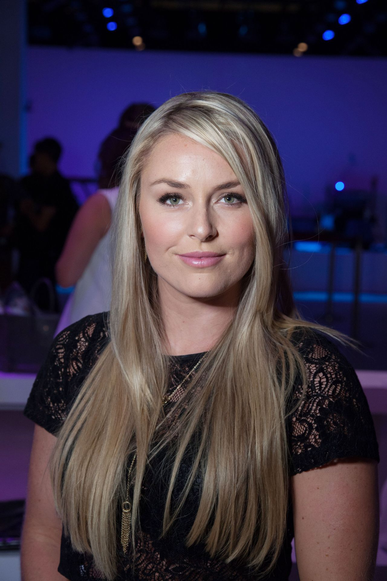 Lindsey Vonn – Rebecca Minkoff Fashion Show in NYC, September 2015
