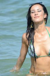 Lisa Opie Hot in a Bikini - Miami, September 2015