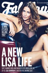 Lisa Snowdon - Fabulous Magazine - 20th September 2015