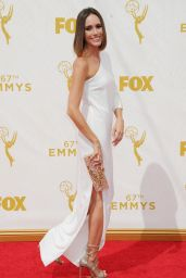 Louise Roe – 2015 Primetime Emmy Awards in Los Angeles