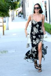 Louise Roe - Out in Los Angeles, September 2015
