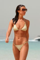 Lucy Mecklenburgh Bikini Hot Pics - Dubai, April 2015
