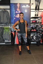 Lucy Mecklenburgh - Promoting Her Range of Ellesse Sportswear at JD Sports in NewCastle
