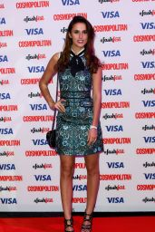 Lucy Watson - Comopolitan FashFest 2015 in London