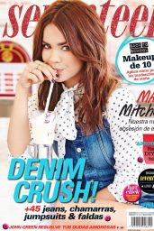 Maia Mitchell - Seventeen Magazine Mexico September 2015 Issue