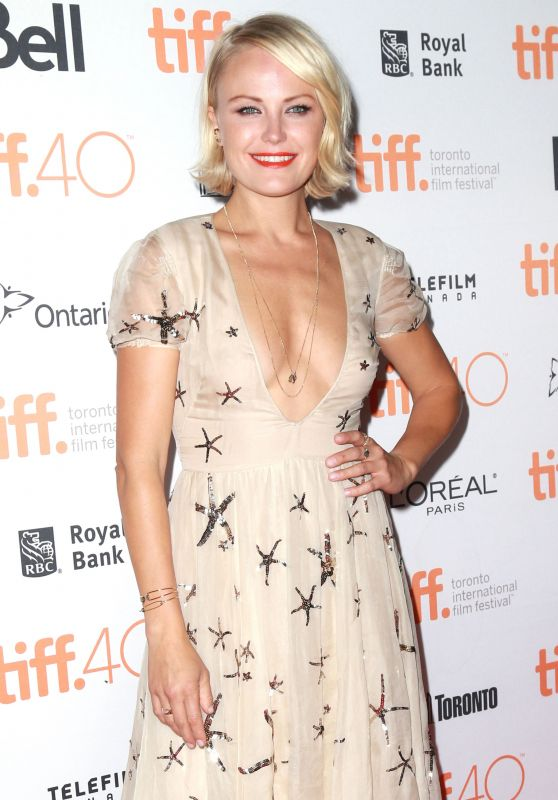 Malin Akerman - The Final Girls Party at 2015 Toronto Film Festival