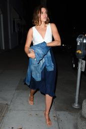 Mandy Moore - The A List 15th Anniversary Party in Beverly Hills