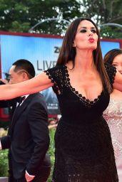 Maria Grazia Cucinotta – Opening Ceremony and Premiere of 'Everest' – 2015 Venice Film Festival