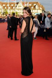 Marie Gillain - 2015 Deauville Film Festival - Closing Ceremony