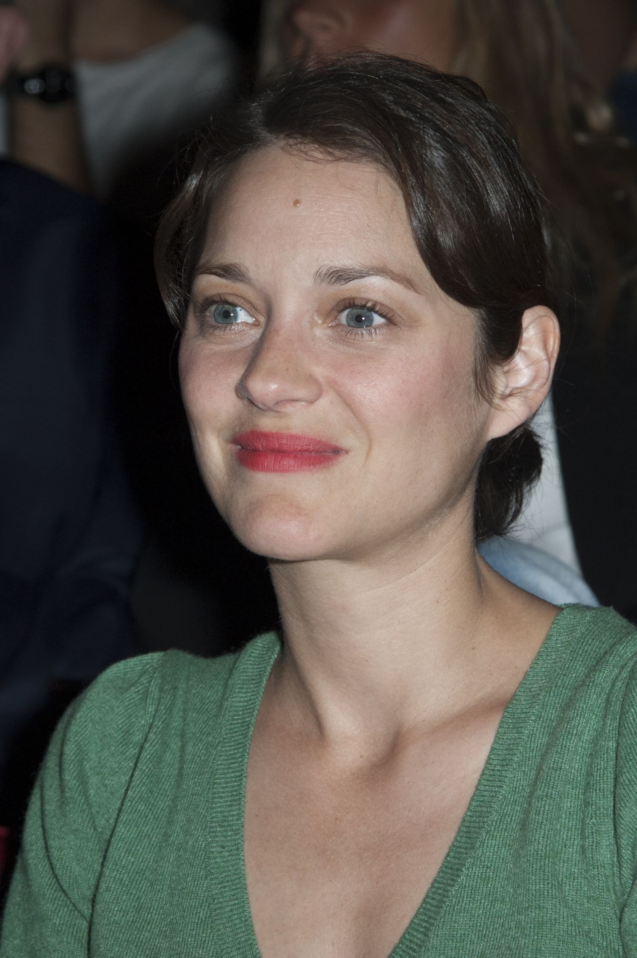 Military fashion 2017 - Marion Cotillard 2015 Atmospheres Festival Closing