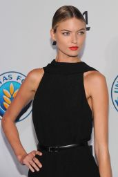 Martha Hunt – UNITAS First Gala Against Sex Trafficking at Capitale in New York