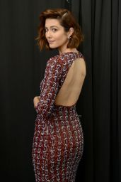 Mary Elizabeth Winstead - Jenny Packham Show at New York Fashion Week, September 2015