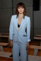 Mary Elizabeth Winstead - Pamella Roland Show at Spring 2015 New York Fashion Week