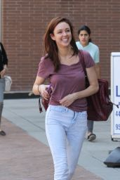 Meg Chambers Steedle - Goes Shopping in Beverly Hills, September 2015