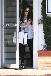 Megan Fox Shopping in Beverly Hills, September 2015