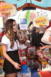 Megan Nicole – 2015 Mattel Party On The Pier in Santa Monica