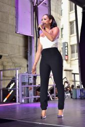 Melanie Brown - 2015 Essence Street Style Block Party in New York City
