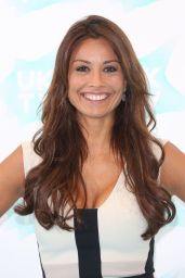 Melanie Sykes - UKTV Live Launch in London, September 2015