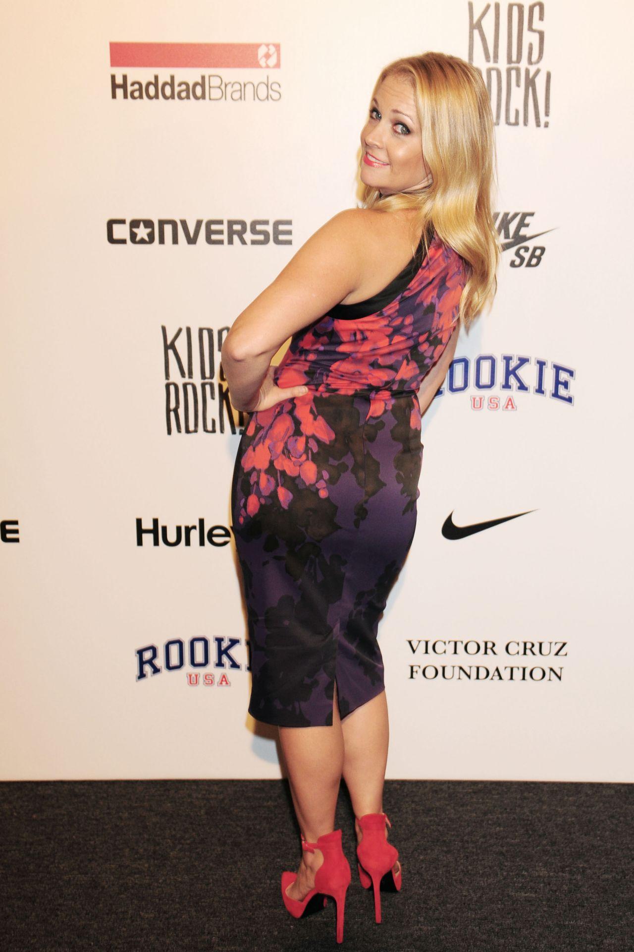 Melissa Joan Hart Kids Rock Fashion Show In Nyc