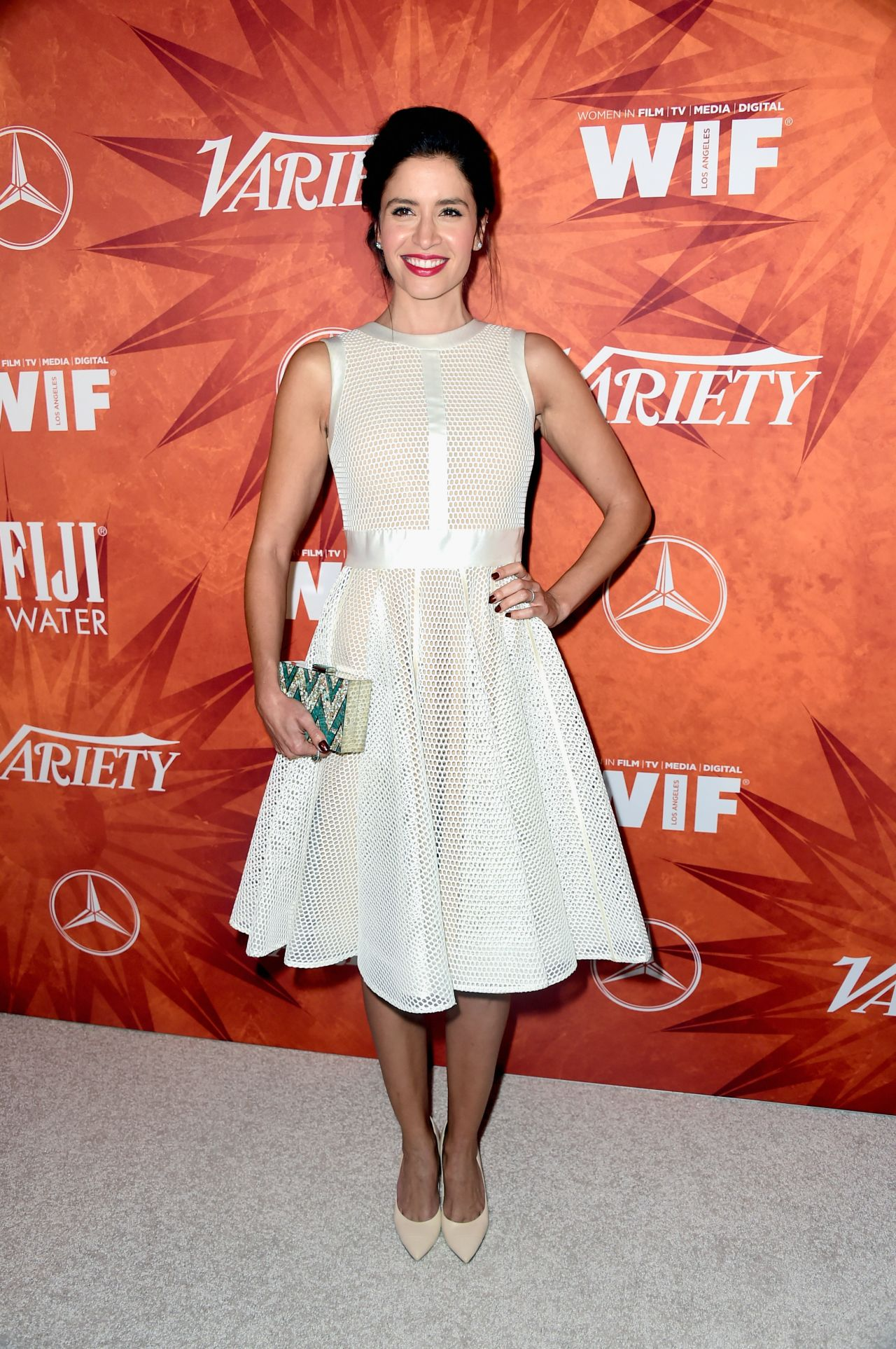 Mercedes Mason - Variety And Women In Film Annual Pre-Emmy ...