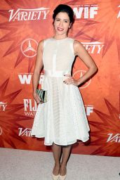 Mercedes Mason - Variety And Women In Film Annual Pre-Emmy Celebration in West Hollywood, September 2015