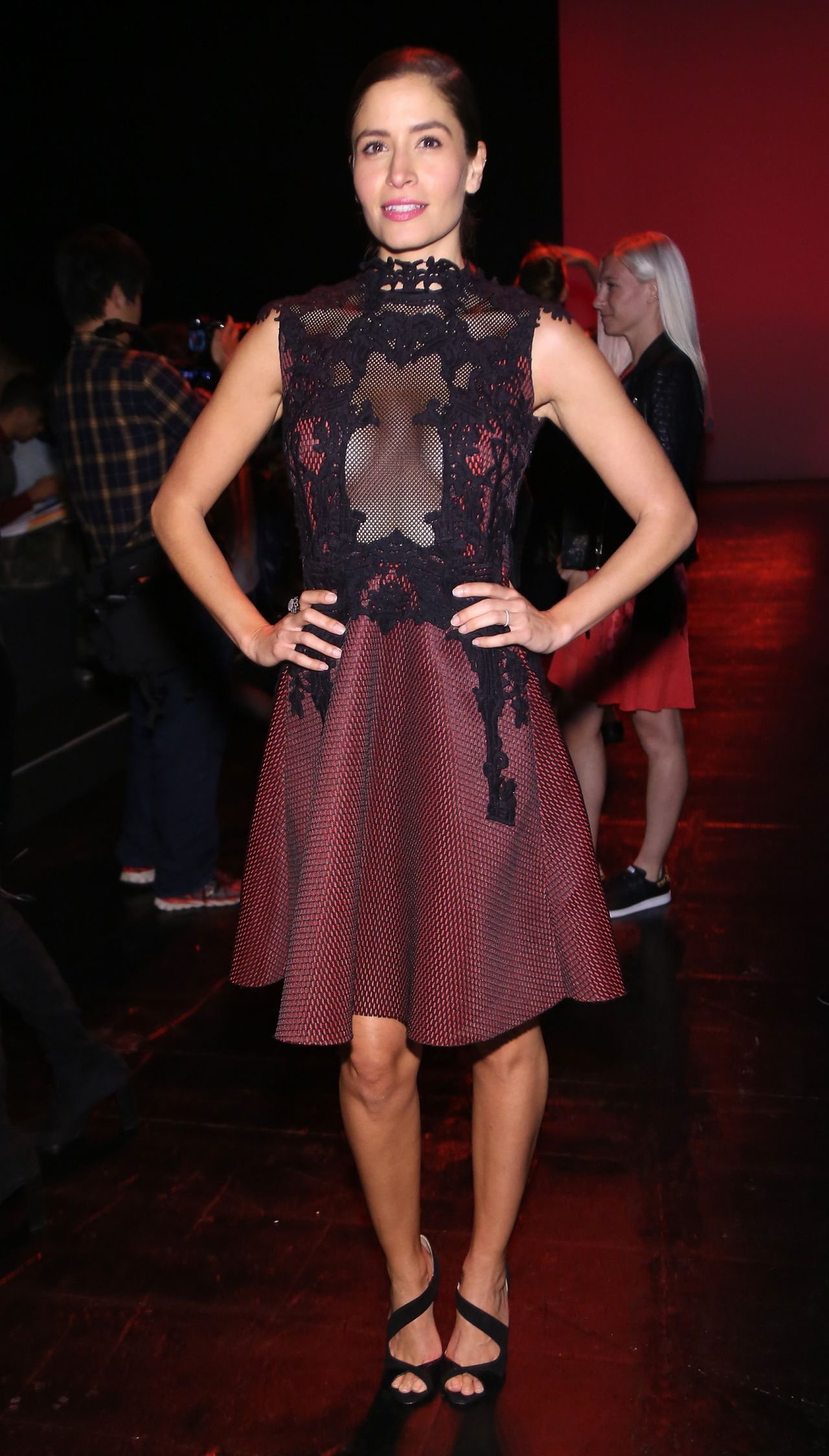 Mercedes Mason Vivienne Tam Show At Spring 2016 Ny Fashion Week