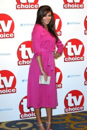 Michelle Keegan - TV Choice Awards 2015 in London