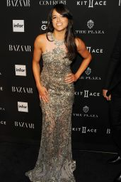 Michelle Rodriguez – 2015 Harper's BAZAAR ICONS Event in New York City