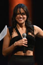 Michelle Rodriguez - Attends the Unitas Gala Against Sex Trafficking at Capitale, September 2015