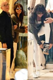 Michelle Rodriguez - Out in Milan, Italy, September 2015