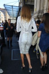 Millie Mackintosh – Julien MacDonald Spring/Summer 2016 Collection, London Fashion Week