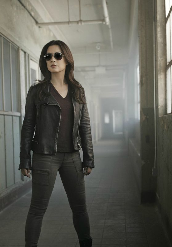 Ming-Na Wen - Agents of SHIELD Season 3 Promos & Stills