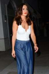 Minka Kelly - The A List 15th Anniversary Party in Beverly Hills