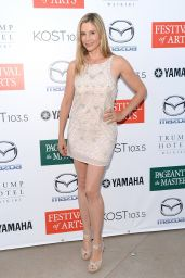Mira Sorvino - 2015 Festival Of Arts Celebrity Benefit Concert And Pageant in Laguna Beach