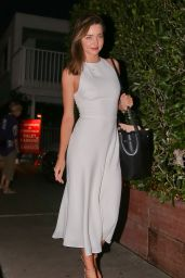 Miranda Kerr Style - Outside Giorgio Baldi in Santa Monica, September 2015