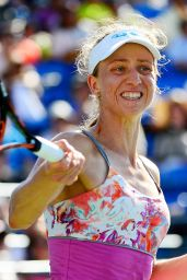 Mona Barthel - 2015 US Open in New York City - Day 6
