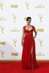 Morena Baccarin – 2015 Primetime Emmy Awards in Los Angeles