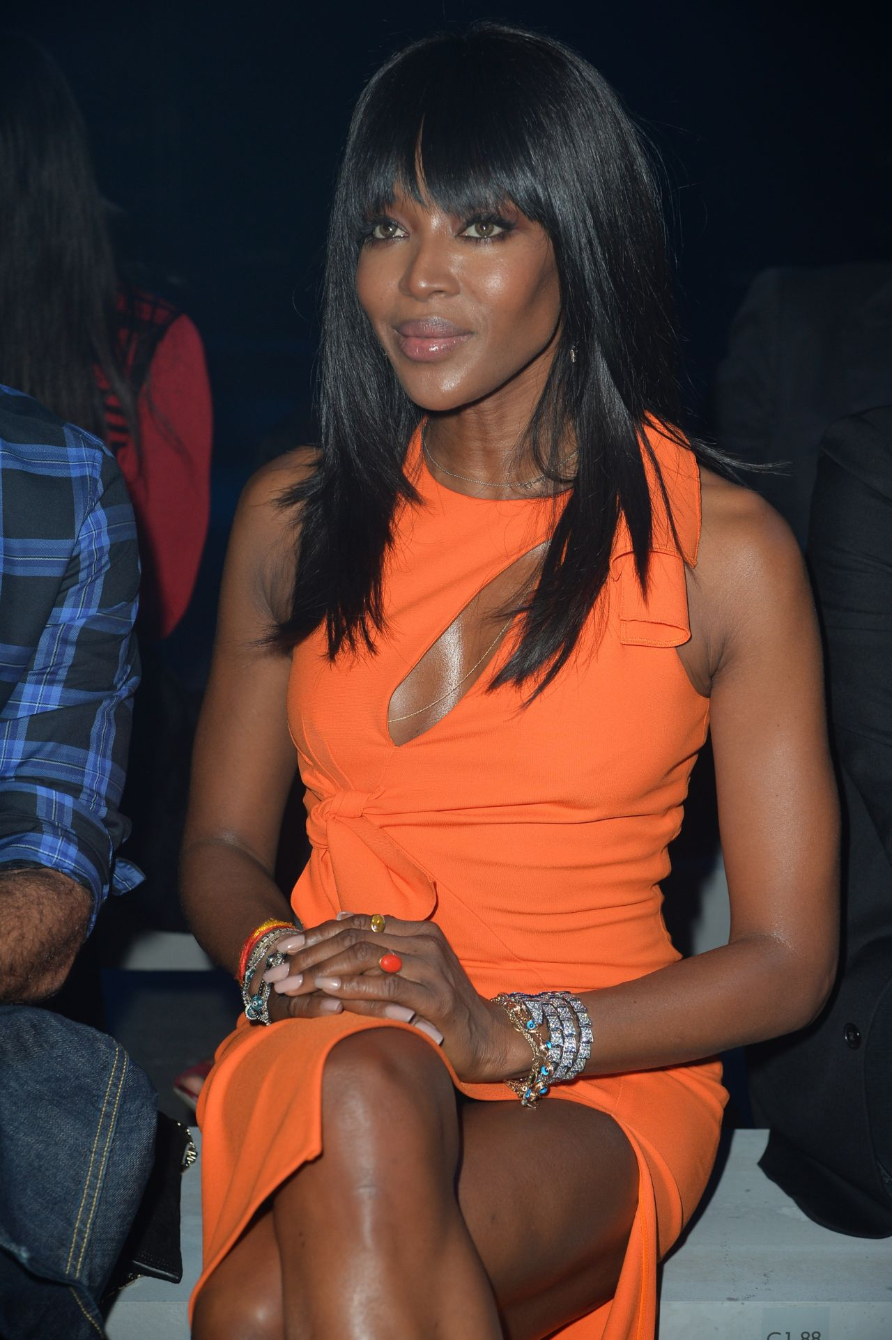 Naomi Campbell Latest Photos