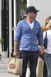Naomi Watts and Liev Schreiber Had Lunch at Nate