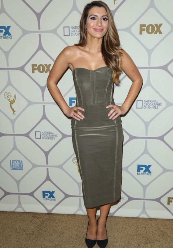 Nasim Pedrad - 2015 Primetime Emmy Awards Fox After Party in Los Angeles