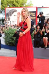 Nastassja Kinski – Opening Ceremony and Premiere of 'Everest' – 2015 Venice Film Festival