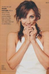 Natalie Imbruglia - Notebook Magazine August 23rd 2015