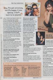 Natalie Imbruglia - Notebook Magazine August 23rd 2015