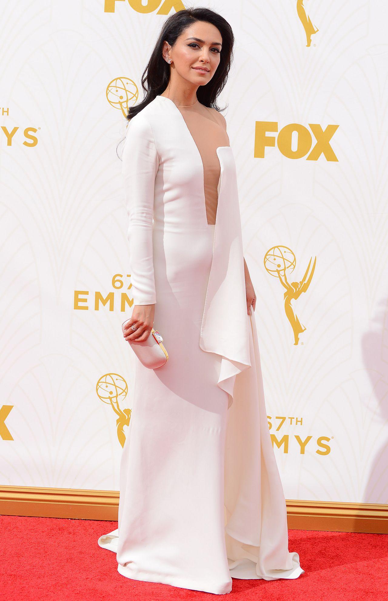 Nazanin Boniadi – 2015 Primetime Emmy Awards in Los Angeles