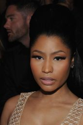 Nicki Minaj - Alexander Wang Fashion Show - NYFW, September 2015