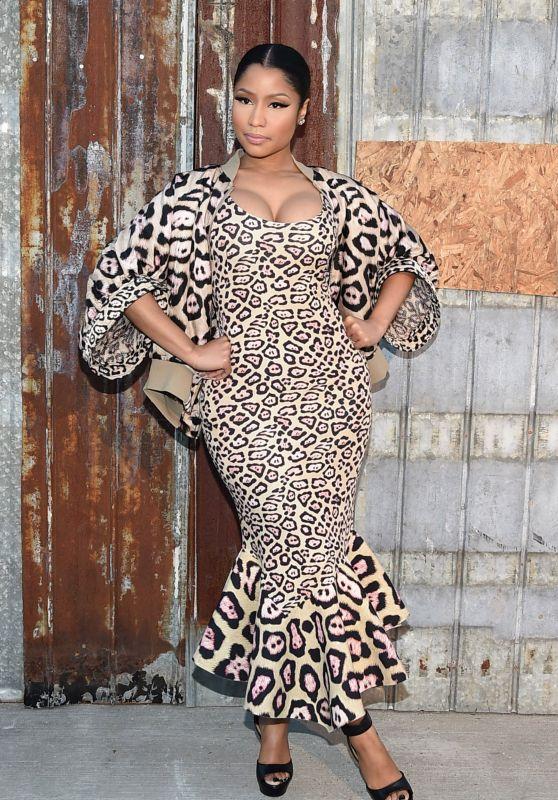 Nicki Minaj - Givenchy Show at Spring 2016 NY Fashion Week