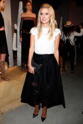 Nicky Hilton - Alice + Olivia By Stacey Bendet Spring 2016 The Shows