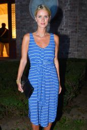 Nicky Hilton - Attending the Southampton Arts Center, September 2015